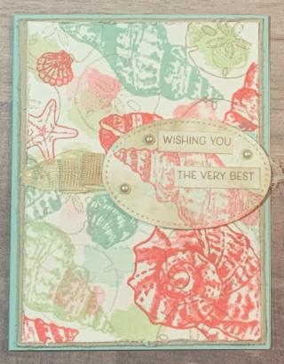 Handmade-stampin-up-birthday-card-for-friend-beach-theme