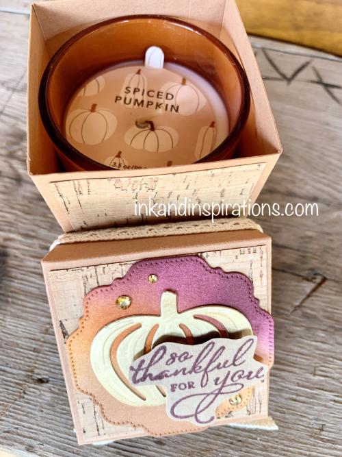 Diy-small-fall-gift box-stampin-up-pretty-pumpkins-candle