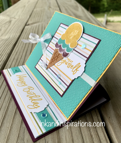 Fun-fold-birthday-card-summer-theme