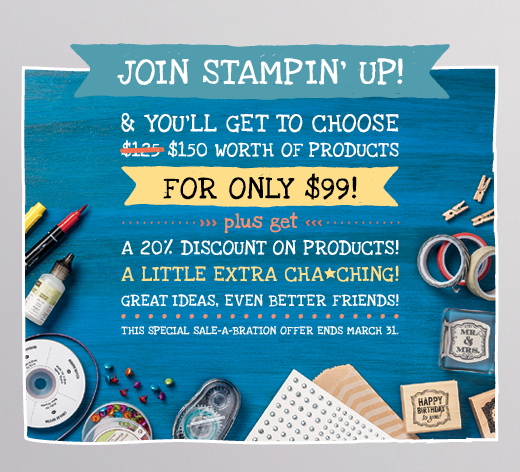 how to become a stampin up demonstrator